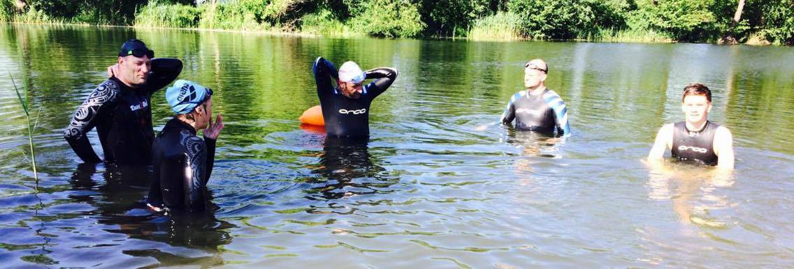 Trening open water